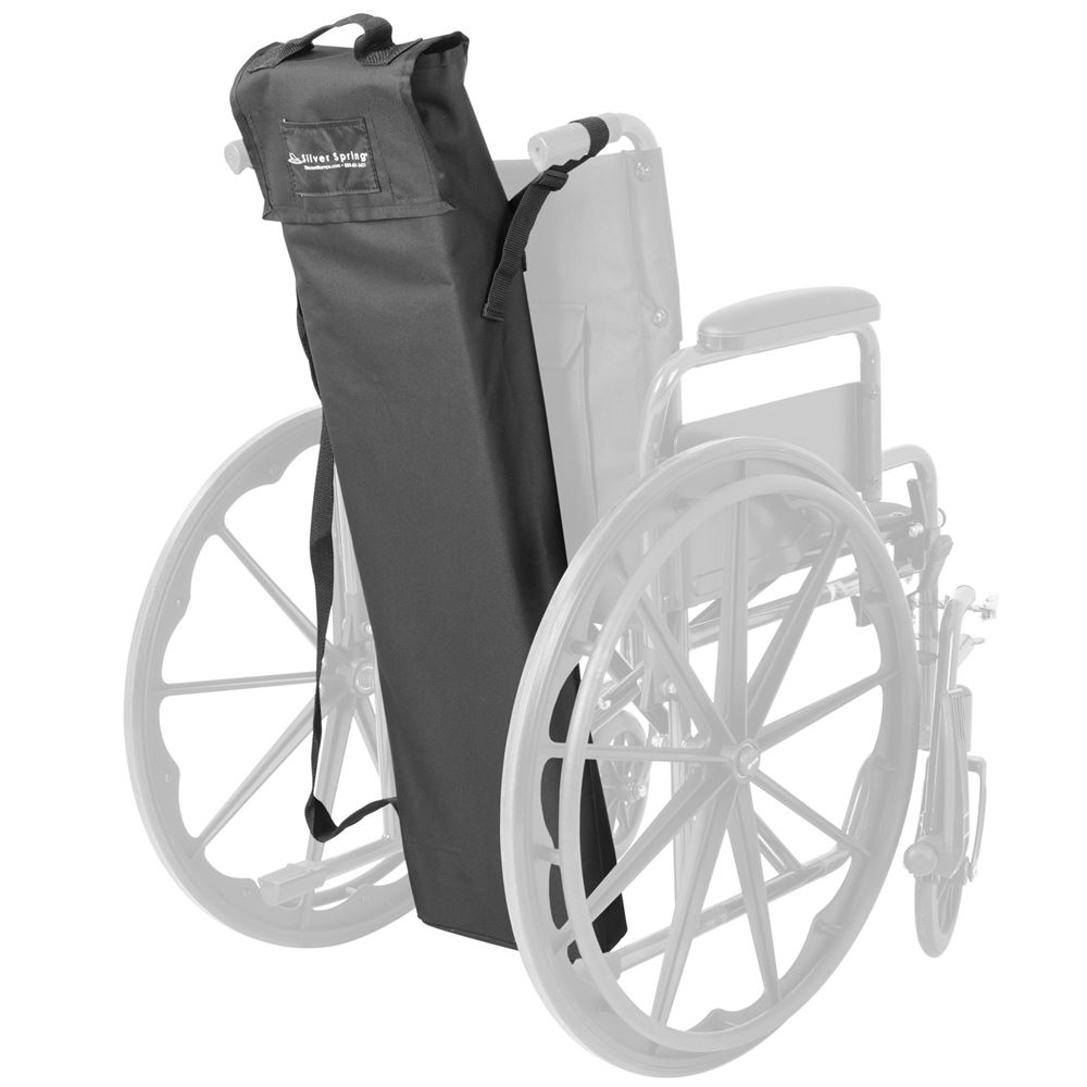 Silver Spring Track Ramp Wheelchair Storage Bag