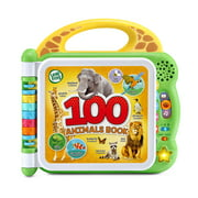 LeapFrog 100 Animals Book Interactive Bilingual Take-Along Word Book