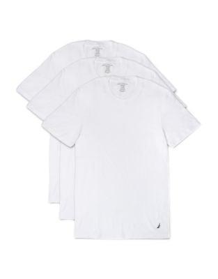 Men's 3-Pack Cotton Crew Neck T-Shirt