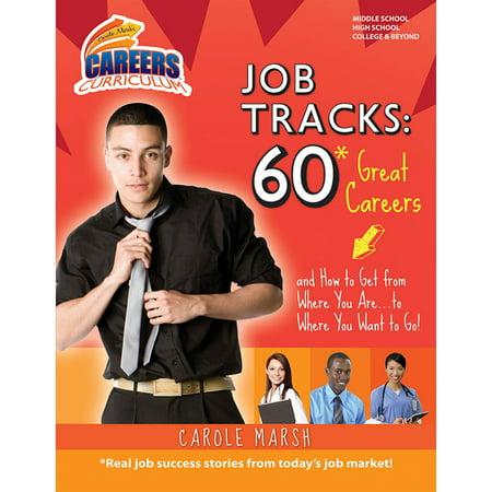 Careers Curriculum Job Tracks - image 1 of 1