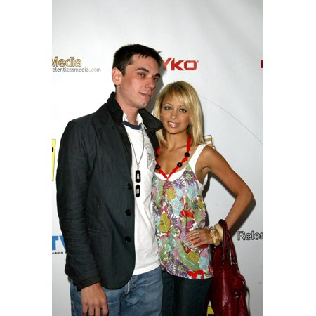 Dj Am  Nicole Richie At Arrivals For Vgtv  Bpm Magazine  Best Buy Inside E3 2005 Unveiling  Avalon  Los Angeles  Ca