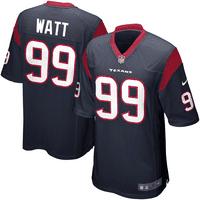 JJ Watt Houston Texans Nike Game Jersey - Navy Blue