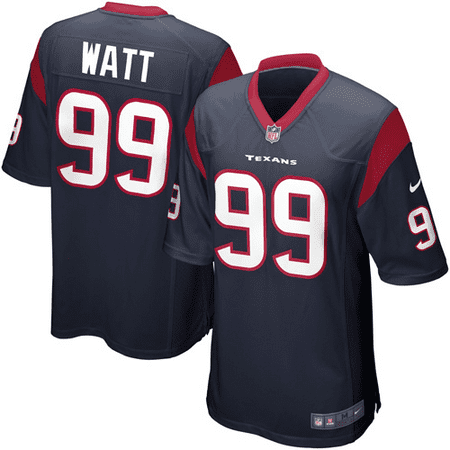JJ Watt Houston Texans Nike Game Jersey - Navy Blue (Custom Texans Jersey)