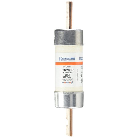 Outstanding Tr200R 250V 200A 7 1 8X1 9 10 Rk5 Time Delay Fuse Optional Solid Wiring Digital Resources Lavecompassionincorg