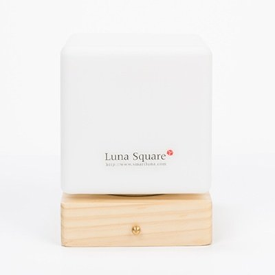 Lunt Memory - LUNA SQUARE2 breast feeding lamp/ interior lighting / Feeding lighting / Mood Light / Bedroom stand