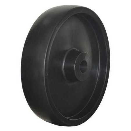 - Hard Rubber Wheel,10 DAYTON MH34D67001G