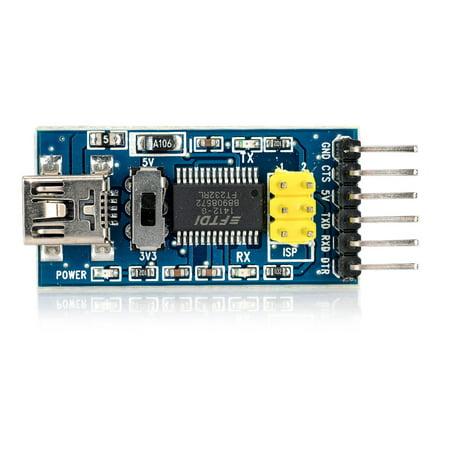 5V   3 3V Program Downloader Usb To Ttl Ft232rl For Arduino