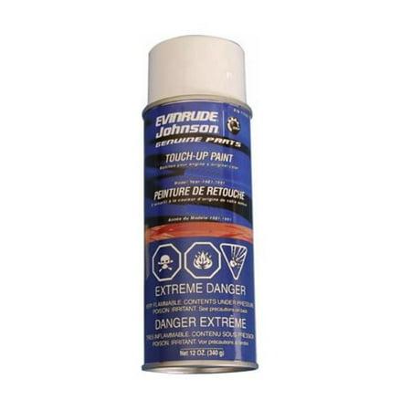 Johnson Evinrude Genuine OEM Factory Spray Paint Dark Charcoal Engine
