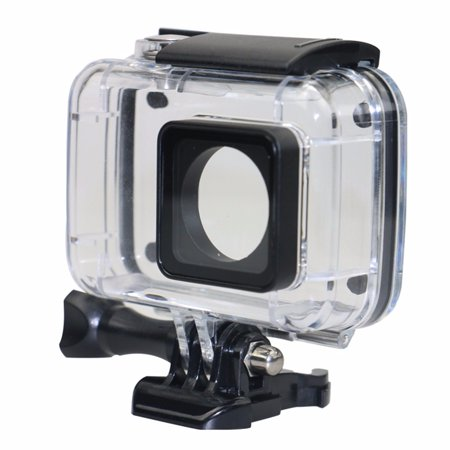 Waterproof Underwater Housing Protective Case Cover For Xiaoyi 4K Action Camera - image 2 de 9