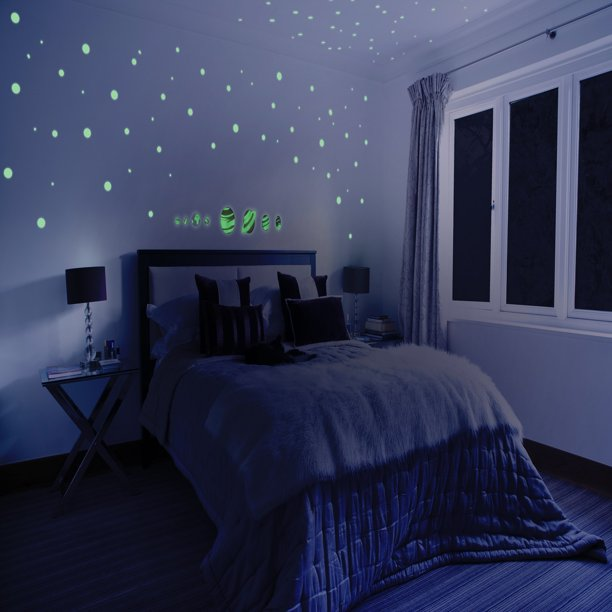 Stars For Kids Self Adhesive Glowing