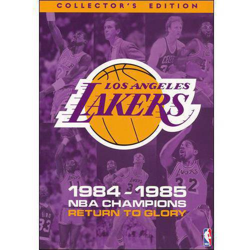Los Angeles Lakers 1984-1985 NBA Champions: Return To Glory (Full Frame)