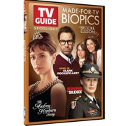 TV Guide Spotlight: Made-For-TV Biopics The Audrey Hepburn Story   The Brooke Ellison Story   Who I Clark Rockefeller?  ... by