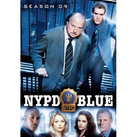 NYPD Blue: Season 9 (DVD) (Best Nypd Blue Episodes)