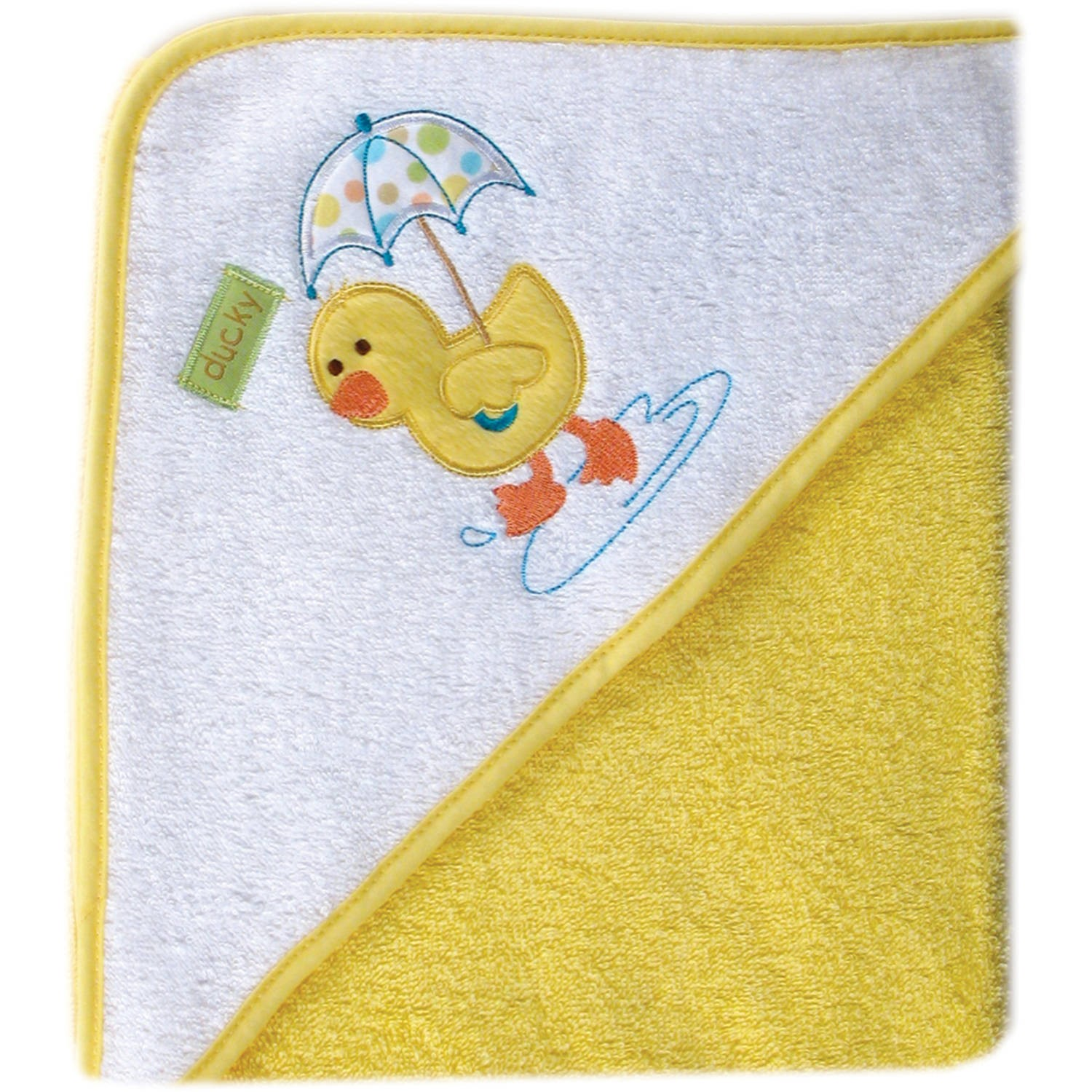 Duck Panda Cat Frog hand towel soft cotton Hair Hand drying towels Baby Durable