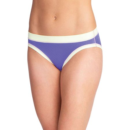 dfff71c24629 exofficio womens give-n-go sport mesh hi cut brief - 2241-2882 - Walmart.com