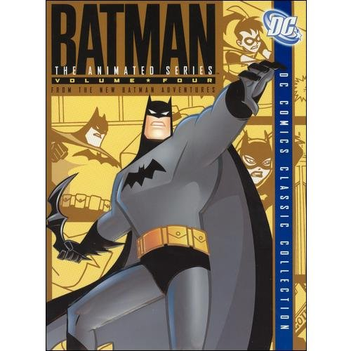 Batman: The Animated Series Volume 4 (Full Frame)