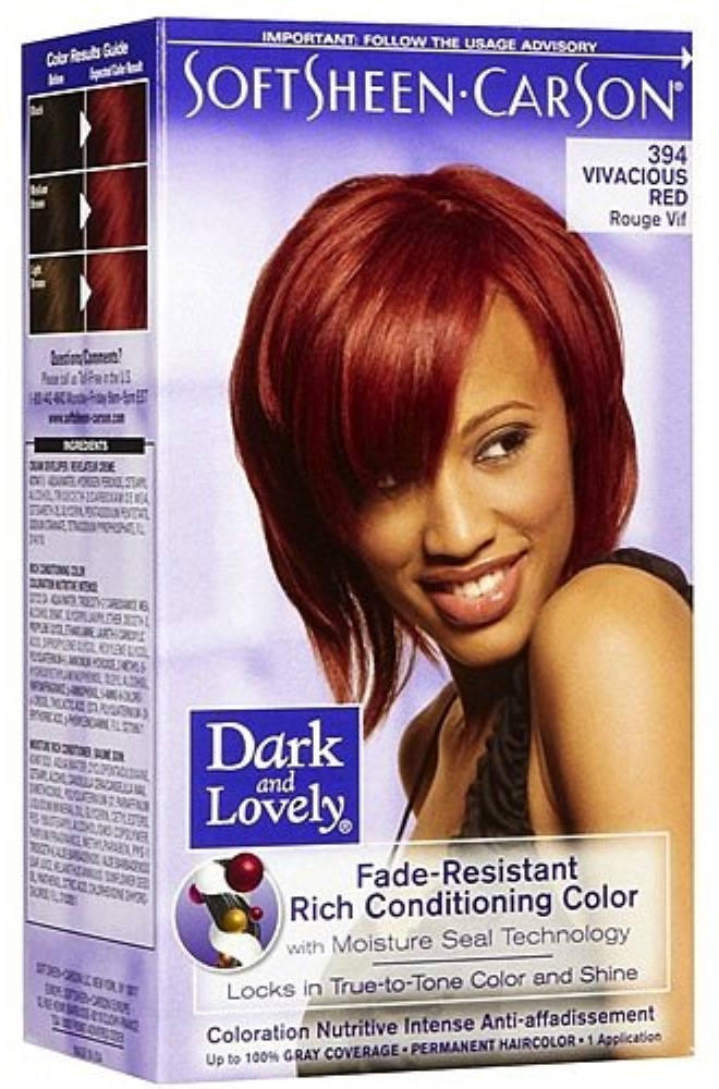 Dark And Lovely Fade Resistant Rich Conditioning Color 394