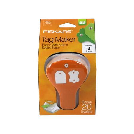 Fiskars Craft Punch Tag Maker II Label/Simple