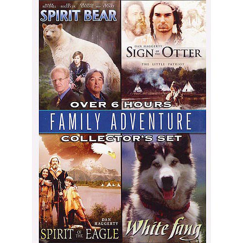Family Adventure Collectors Set [DVD]