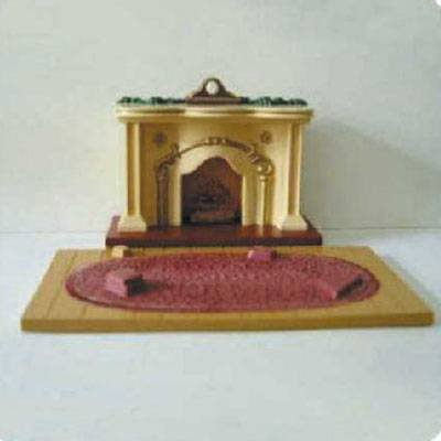 Victoria Circle (Fireplace Base Bearingers of Victoria Circle Series 1993 Hallmark Ornament)