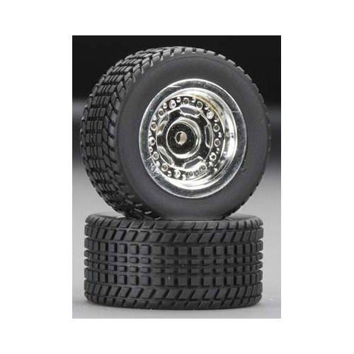 21376 Wheels/Tires RC18LM Multi-Colored