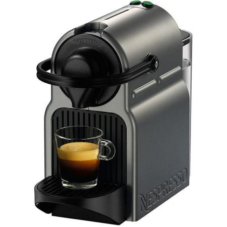 Breville Nespresso Inissia Single-Serve Espresso Machine in (Best Single Serve Espresso Machine)