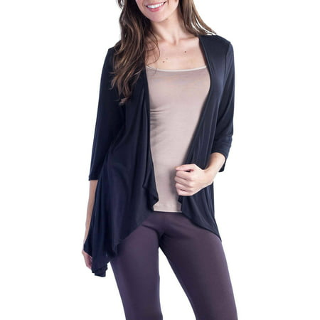 Cruella Deville Shrug (Women's 3/4-sleeve Open Shrug)