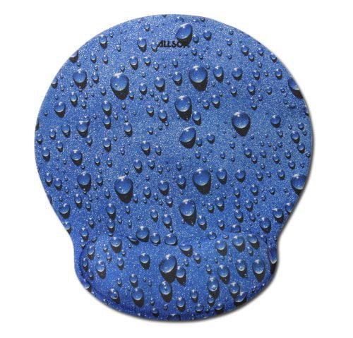Allsop 28822 Mouse Pad Pro, Raindrop Blue