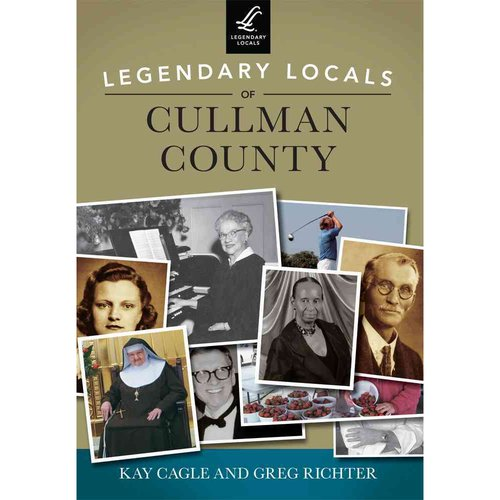Legendary Locals of Cullman County, Alabama