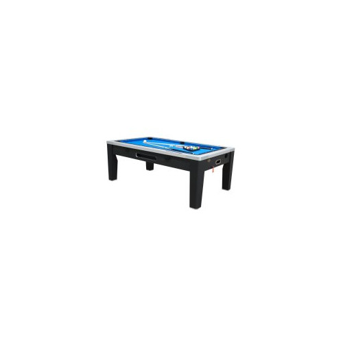 Berner Billiards 6 In 1 Multi Game Table