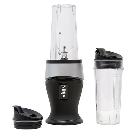 Ninja® Fit Personal Blender, QB3001SS (The Best Blender For Smoothies)