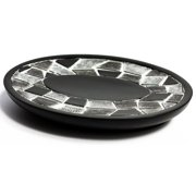 Sweet Home Collection Mosaic Stone Soap Dish