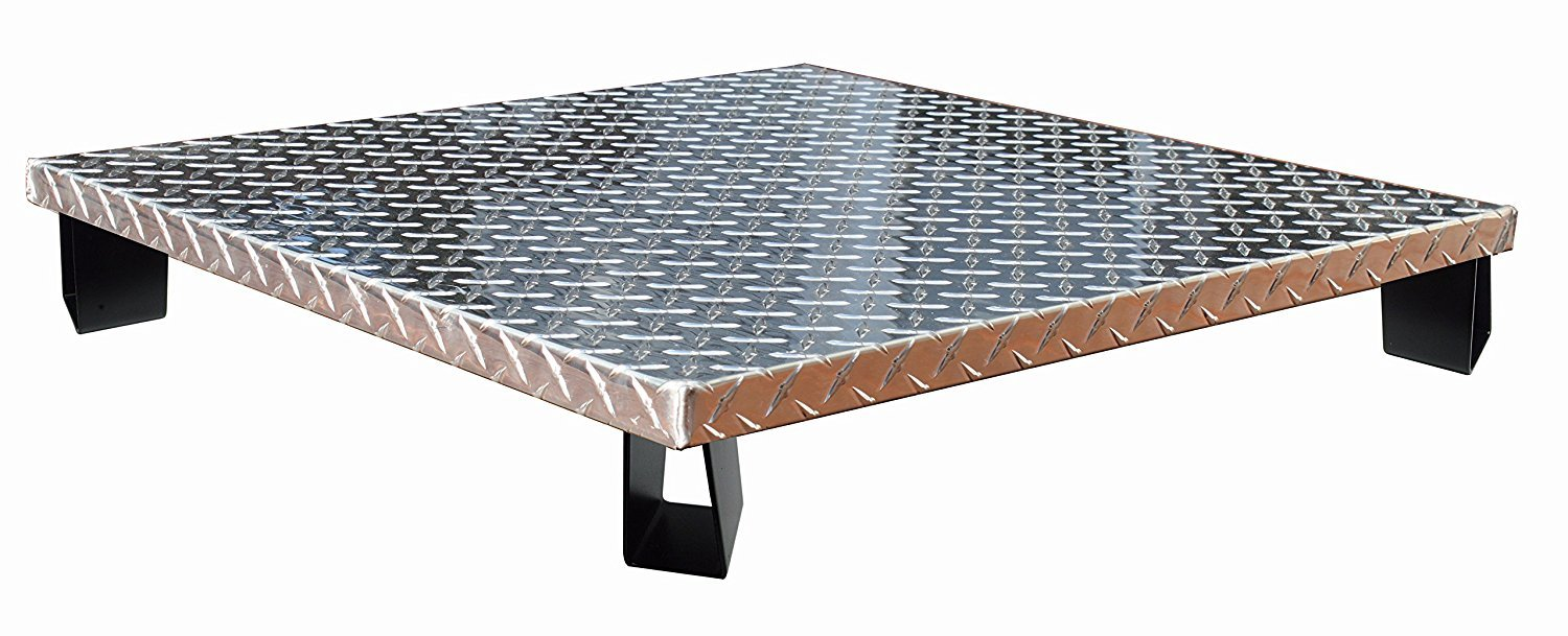 Deck Defender Grass Guard Fire Pit Heat Shield Walmart Com Walmart Com