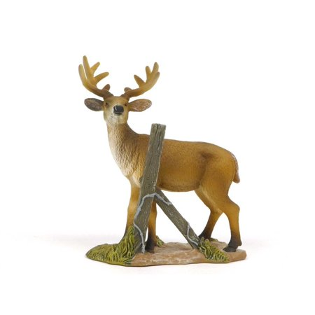 Royal Darwin American White Tailed Deer Toy Figure