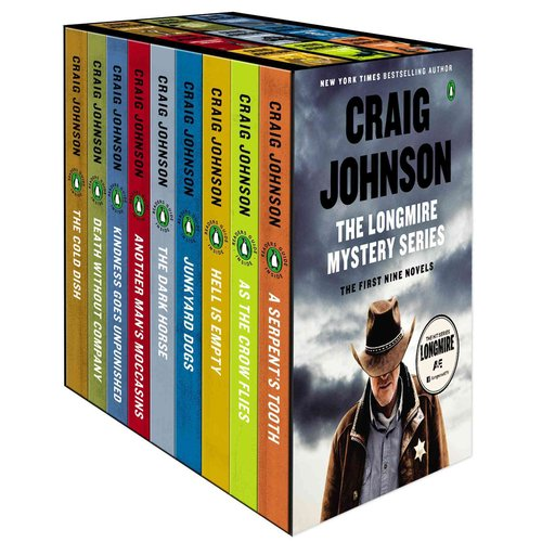 The Longmire Mystery: The First Nine Novels