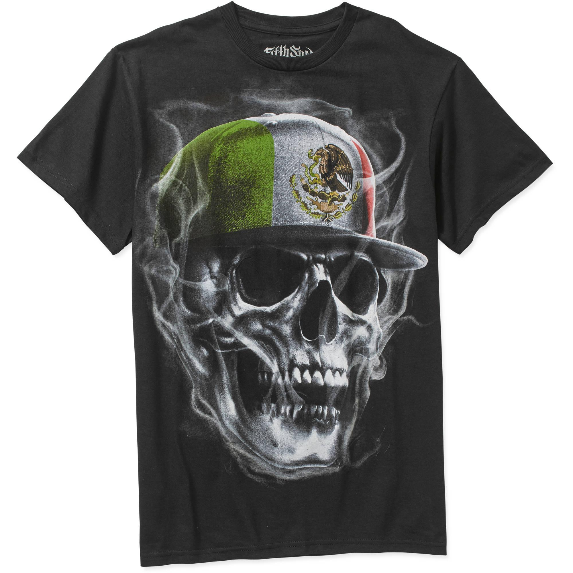 Street Skulls Big Men's Graphic Tee