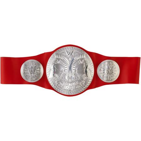 WWE Championship Title Adjustable Belt (Styles May