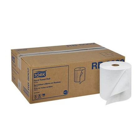 Tork Universal 1-Ply Hand Towel Roll, 800ft x 7 7/8