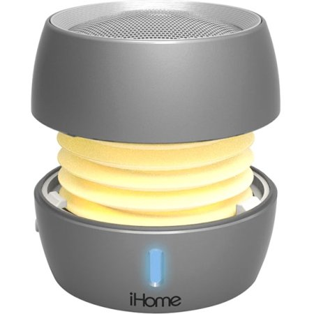iHome iBT73SC Color-Changing Portable Bluetooth Speaker