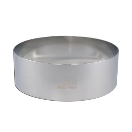 Fat Daddio's PRO Series Stainless Steel Ring - 6