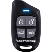 Compustar - Replacement 1-way Remote for Compustar Remote Start and Security Systems