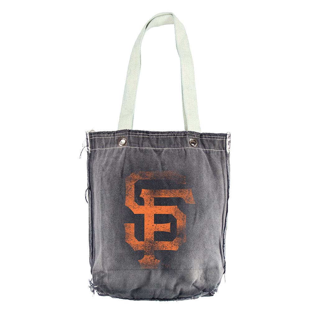 San Francisco Giants MLB Vintage Denim Shopper