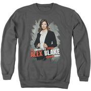Criminal Minds Alex Blake Mens Crewneck Sweatshirt