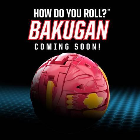 Spin Master Core Bakugan 1 Pack