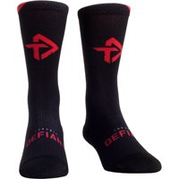 Toronto Defiant Rock Em Socks Youth Hyperoptic Jersey Series Crew Socks - OSFA