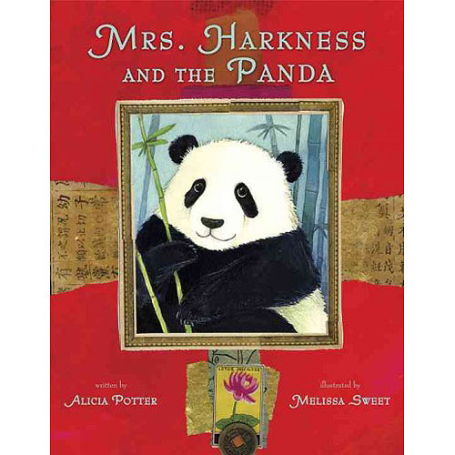 Mrs. Harkness and the Panda