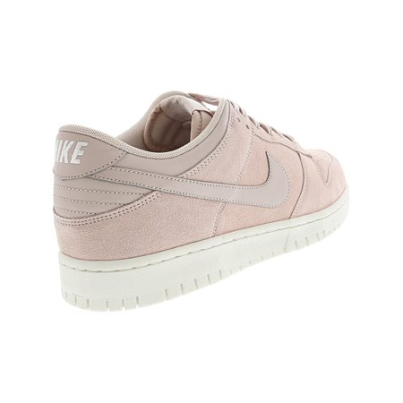 Nike Men's Dunk Low Ankle-High Suede Fashion Sneaker - 10.5M - Silt Red / Silt Red / Summit White - image 3 of 4