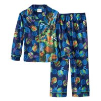 Boys Coat Pajama Set, Kids Sizes 4-10, Ninja Turtles, Size: 10