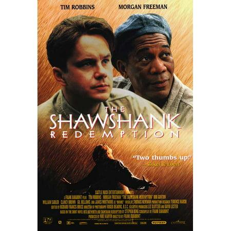The Shawshank Redemption  1994  11X17 Movie Poster