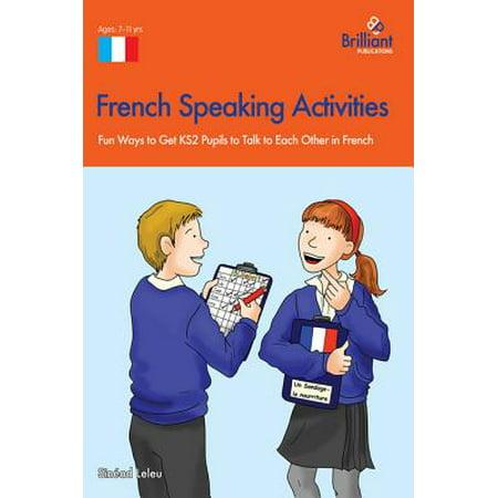 French Speaking Activites (KS2) - (Activite D'halloween)